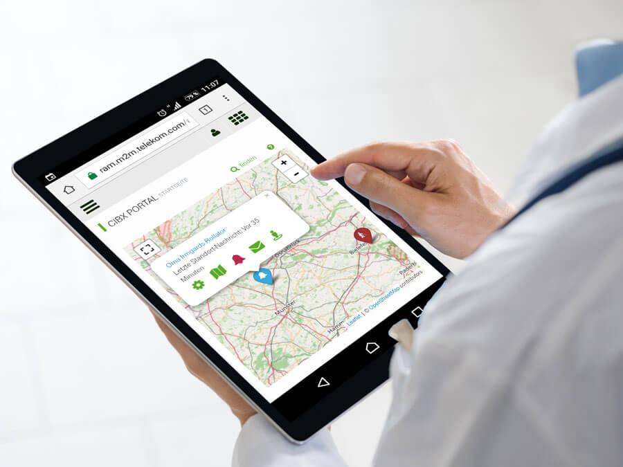 mobile Devices im Krankenhaus