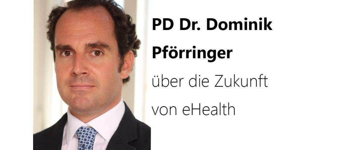 Dr Dominik Pförringer